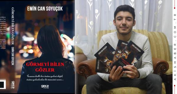 Genç Yazar İlk Romanını Yayınladı