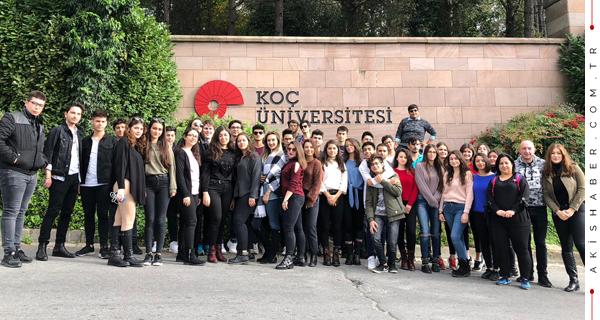Denizli Seviye Okulları İstanbul'u Fethetti