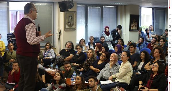 Ömer Adıgüzel'den PAÜ'lü Öğrencilere Önemli Seminer