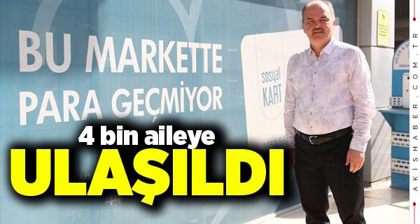 Pamukkale Belediyesi Elini Taşın Altına Koydu