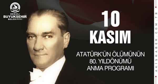 Büyükşehir Atatürk'ü Konserle Anacak
