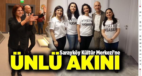 Sarayköy Belediyesi Kültür Merkezi Çok Hareketli