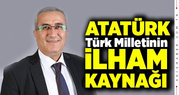 Başkan Arslan'dan 10 Kasım Mesajı