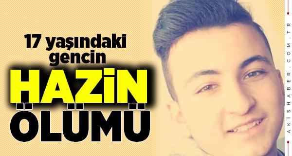 Pamukkale'de Feci Kaza