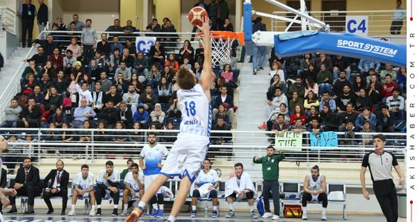 Denizli Basket Uzatmalarda Kral
