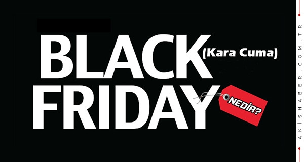 Black Friday 2018 Kara Cuma indirim yapan markalar