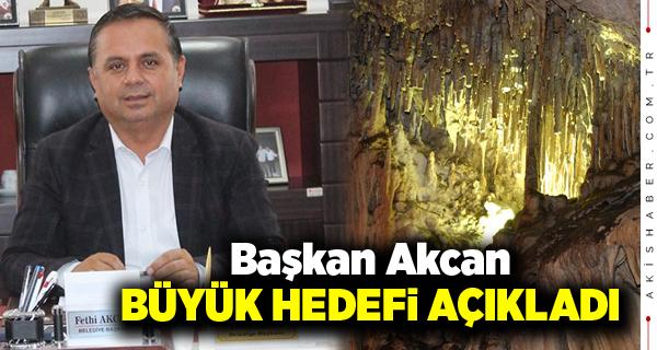 Ankara'dan Mağara için Geldiler