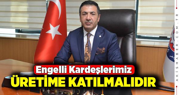 Başkan Erdoğan'dan 3 Aralık Mesajı
