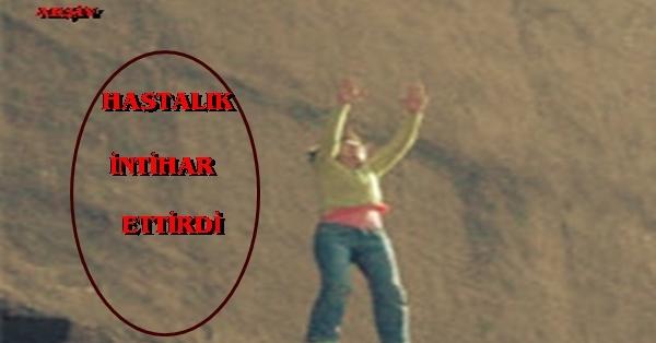 Genç Kadın 7. Kattan Atlayarak İntihar Etti