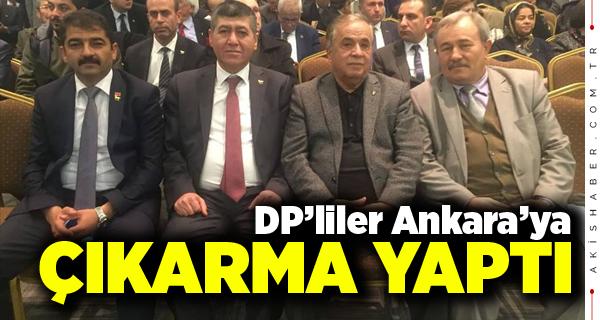 DP Genel Başkanı Resmen Açıkladı