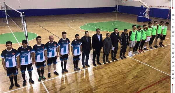Çivril'de Turnuva Heyecanı Başladı