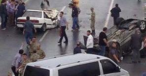Sarayköy Kumkısık'ta Kaza 3 Ağır Yaralı