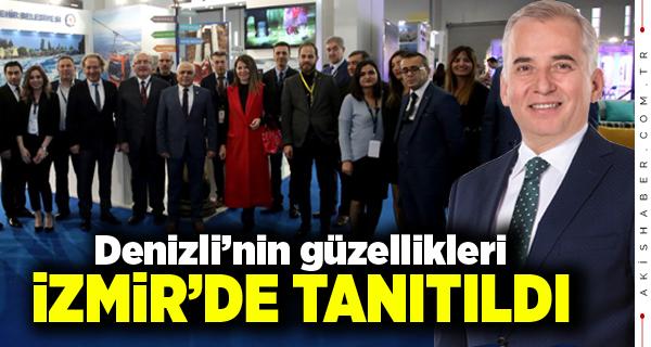 Travel Turkey İzmir'de  Denizli Rüzgarı