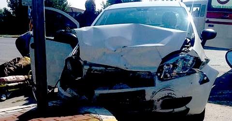 Zeybek Kavşağı'nda Kaza 3 Yaralı