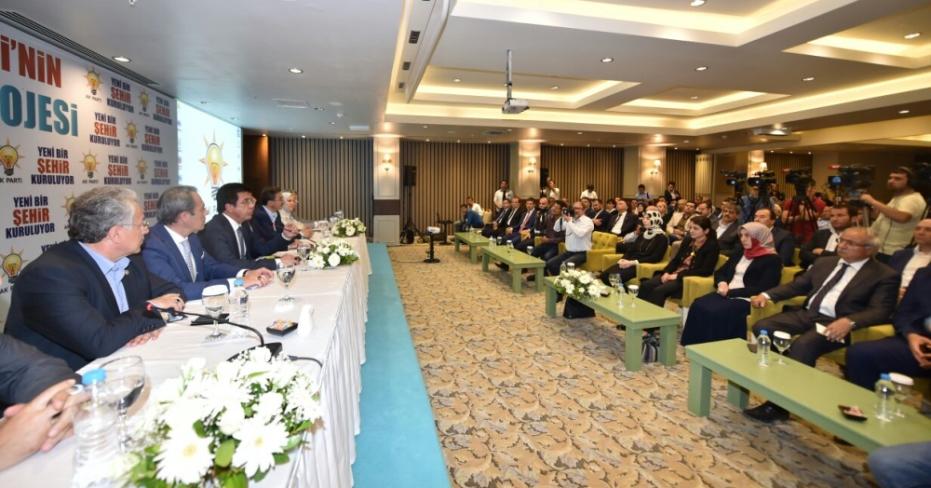Bakan Zeybekci Denizli'nin Dev Projesini Açıkladı