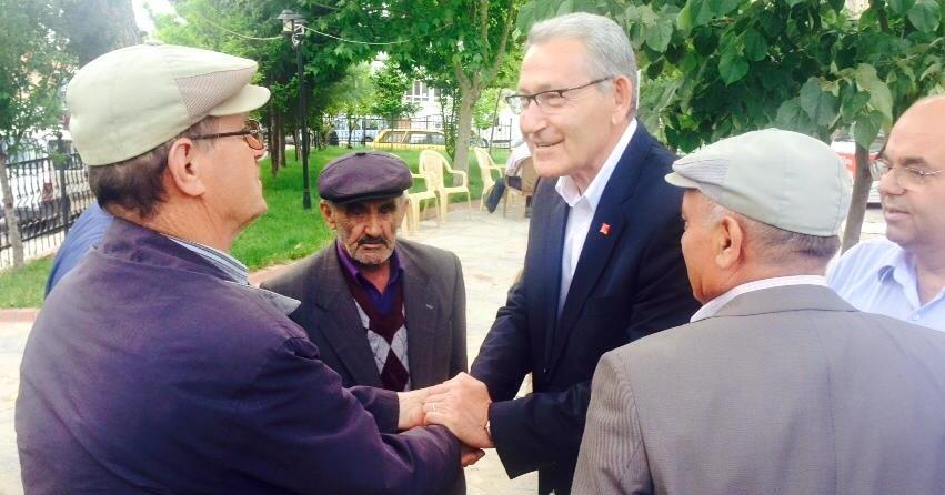 Arslan:CHP Üretim Seferberliği Başlatacak