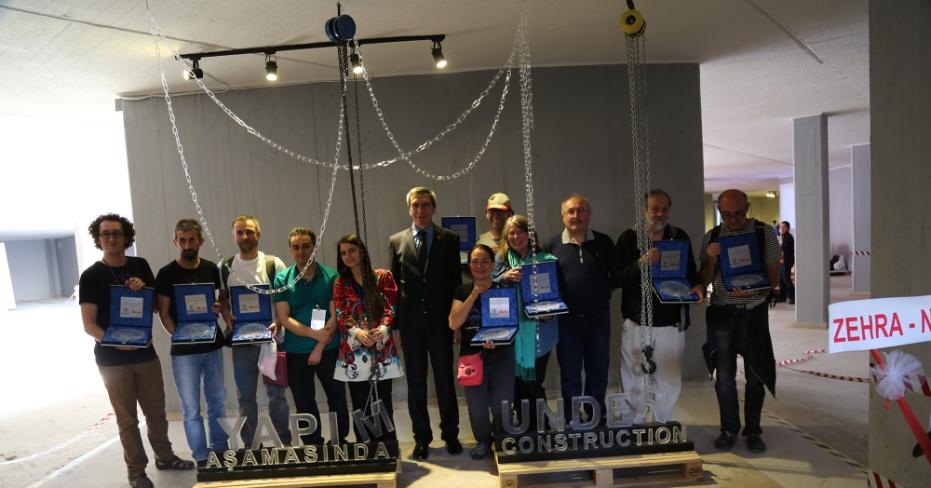 3. Uluslararası Denizli Cam Bienali Tamamlandı