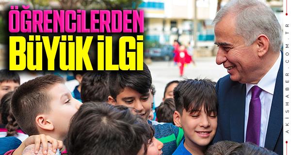 Başkan Zolan çocuklarla eğlendi