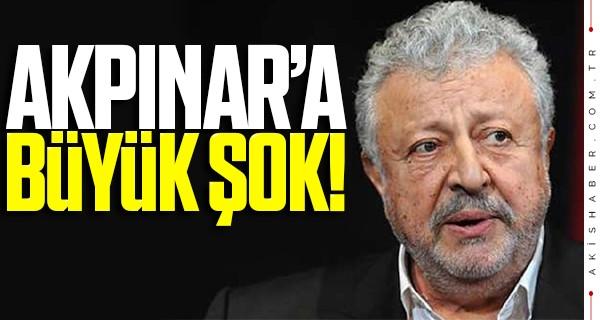 Metin Akpınar'a büyük şok!