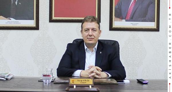 Necip Filiz Ankara Yolcusu