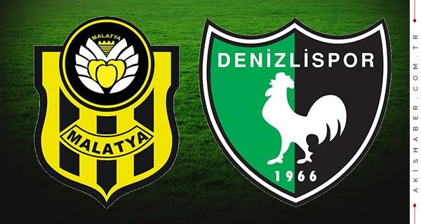 Yeni Malatyaspor Denizlispor maçı Yeni Malatyaspor TV canlı