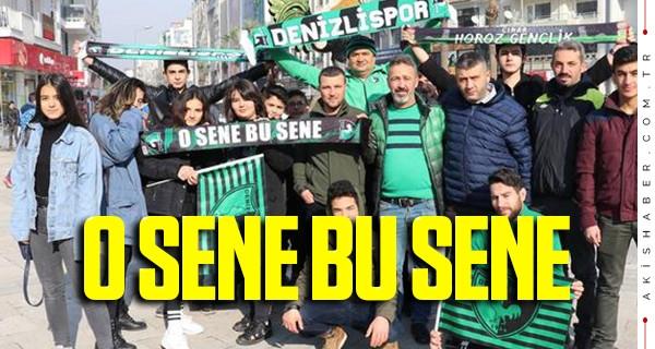 Denizlispor'da tek hedef şampiyonluk