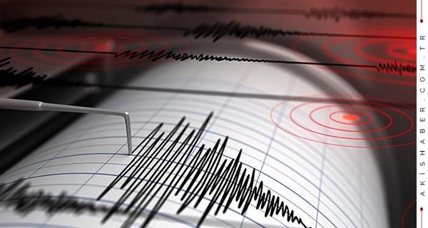 Datça ve Marmaris'te deprem AFAD son dakika