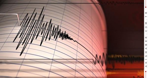 Bursa da deprem mi oldu son dakika