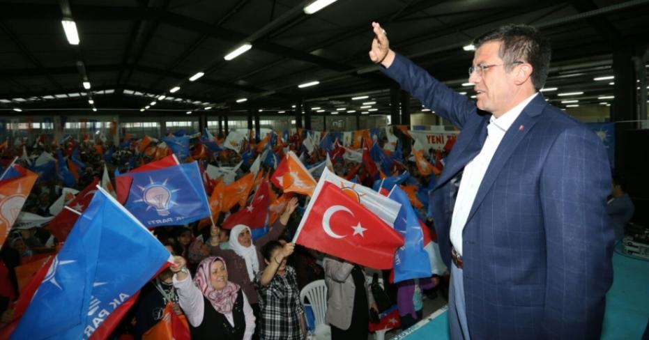 Zeybekci:Denizli Kazandı Yine Kazanacak
