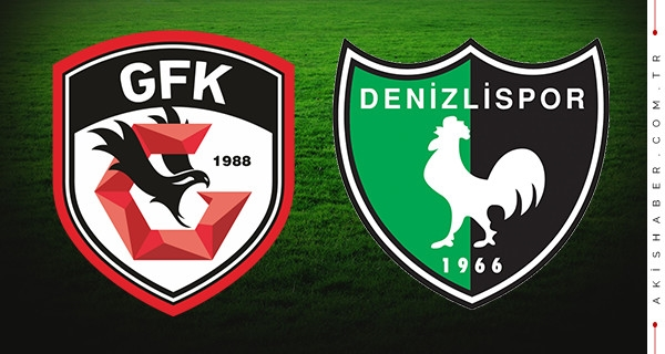 Gazişehir Gaziantep Denizlispor maçı ne zaman saat kaçta hangi kanalda?