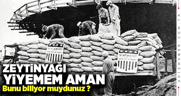 Zeytinyağı Yiyemem Anam Türküsünün Hazin Hikayesi