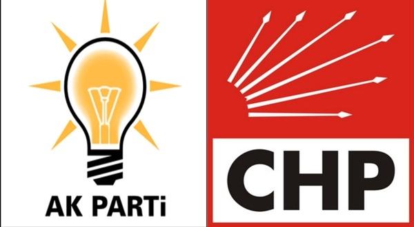 AKP CHP 'Açıklama' Savaşları Çok Sert Devam Ediyor