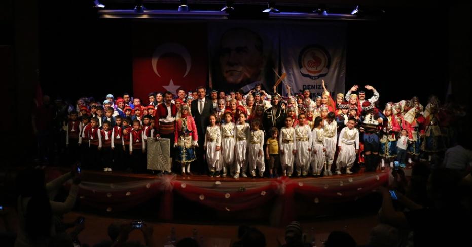 Muhteşem Festivalin Galası Yapıldı