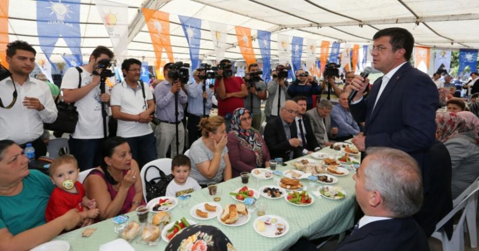 Bakan Zeybekci'nin Denizlililere Çağrısı