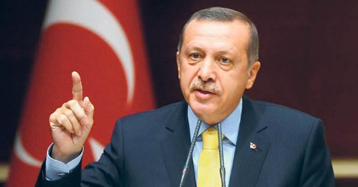 Erdoğan'dan İlk Açıklama Geldi!