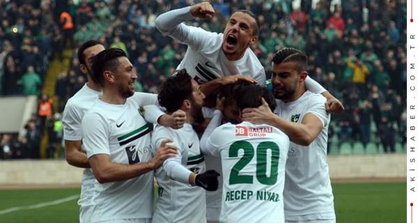 Denizlispor 5-1 Adana Demirspor geniş özet izle
