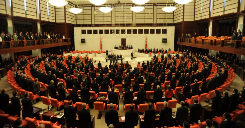 Meclisin Beşte Biri Avukat