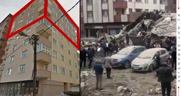 Bu Binalar Patlamaya Hazır Bomba Gibi