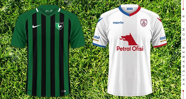Denizlispor 1-0 Altınordu geniş maç özeti izle