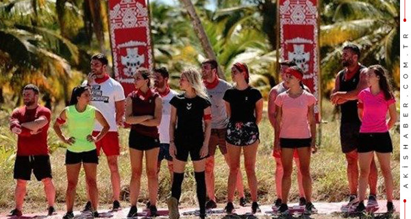 Survivor 2019 kim elendi 12 Şubat 8. bölüm TV8 izle
