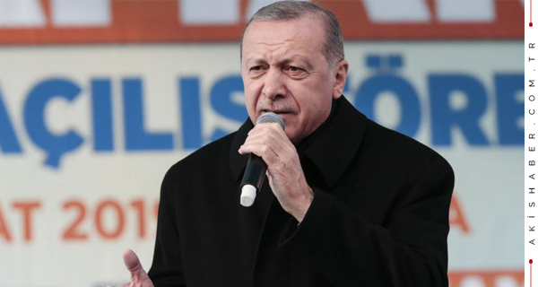 Erdoğan Geliyor, Hazırlıklar Başladı