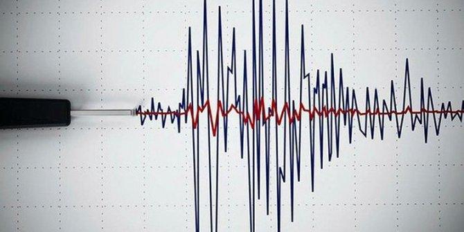 Aydın Söke'de 4.1 şiddetinde deprem