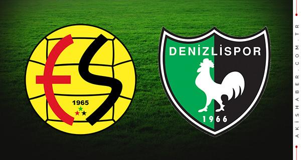 Eskişehirspor Denizlispor maçı canlı yayınla Bein Sports'da