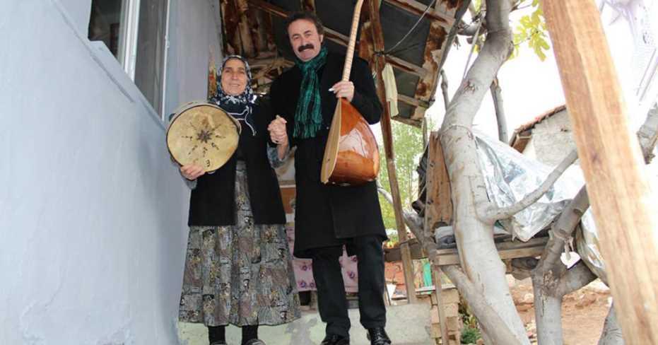 Doğduğu  Toprakların Türkülerine Can Verecek