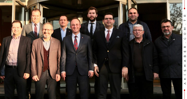 Örki'ye İhracatçılar ve Yörüklerden Destek