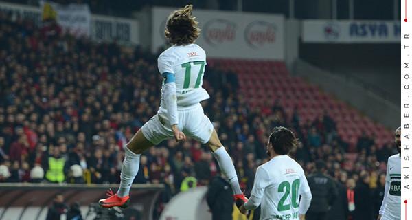 Denizlispor'dan 14 maçlık yenilmezlik rekoru