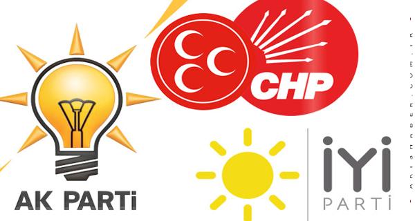 Denizli'de Tüm Partilerin Başkan Adayları