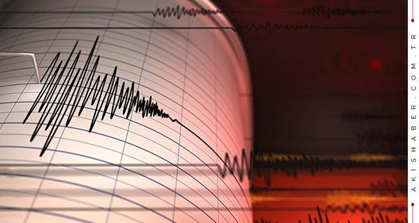 Denizli sabah saatlerinde iki kez sallandı! 21 Şubat son depremler