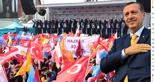 Cumhurbaşkanı Erdoğan Denizli'de
