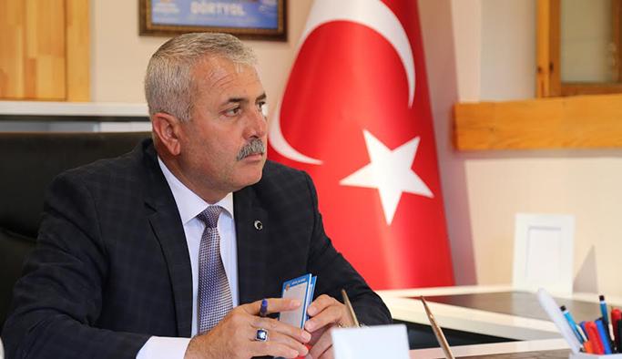 MHP'li Başkan İhraç edilecekti istifa etti